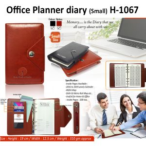 Office Planner Diary Organizer - H-1067