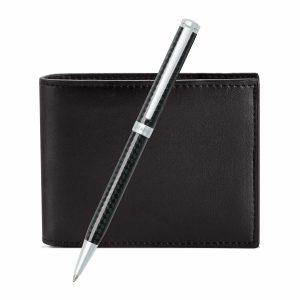 Sheaffer 9234 Ballpoint Pen With Slim Wallet