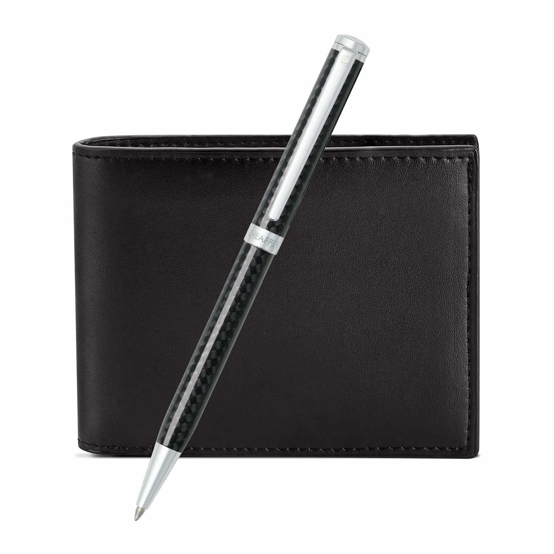 Sheaffer 9234 Ballpoint Pen With Slim Wallet Rs. 1950
