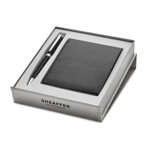 Sheaffer 9235 Ball Point Pen With Slim Wallet
