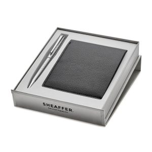 Sheaffer 9237 Ball Point Pen With Slim Wallet