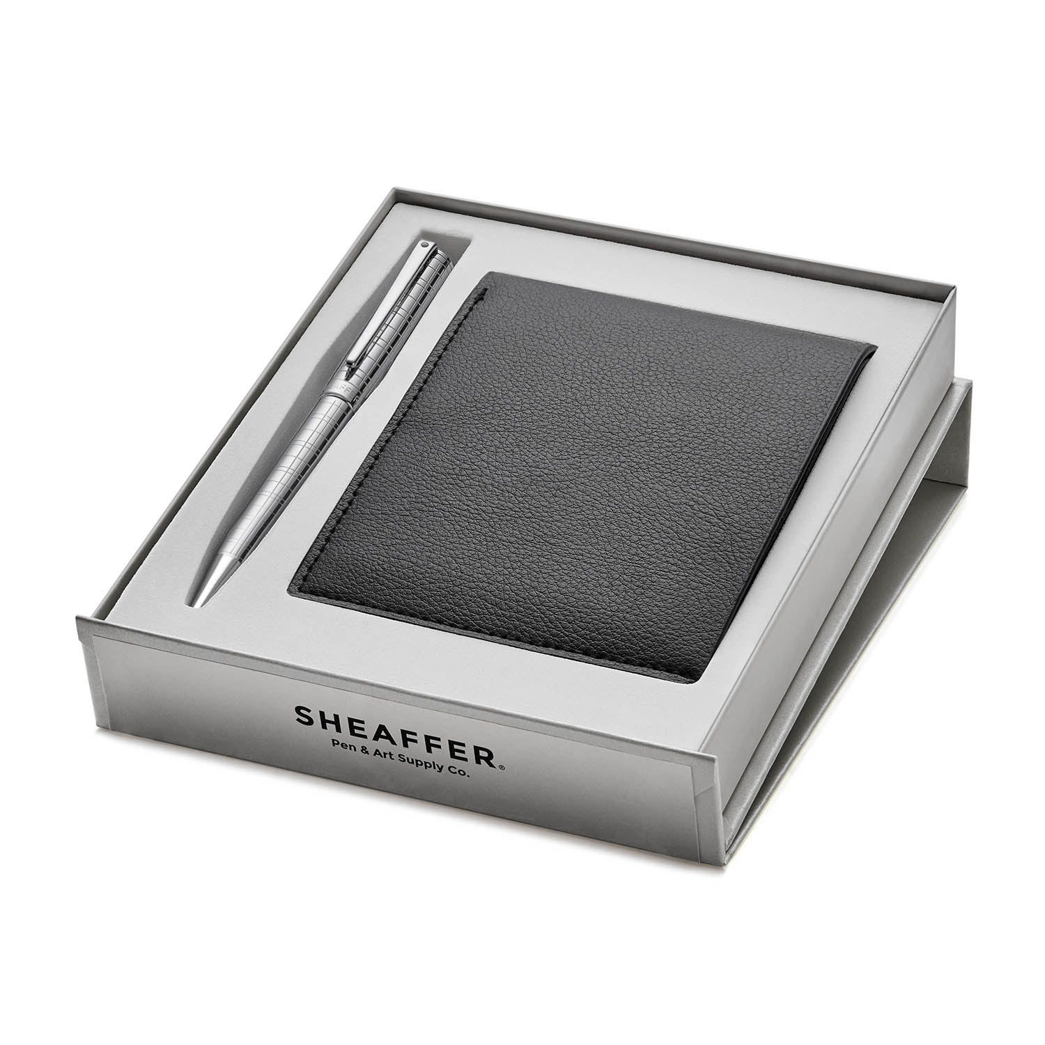 Sheaffer 9237 Ball Point Pen With Slim Wallet Rs. 1950
