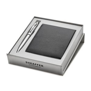 Sheaffer 9306 Ball Point Pen With Slim Wallet Rs. 1500