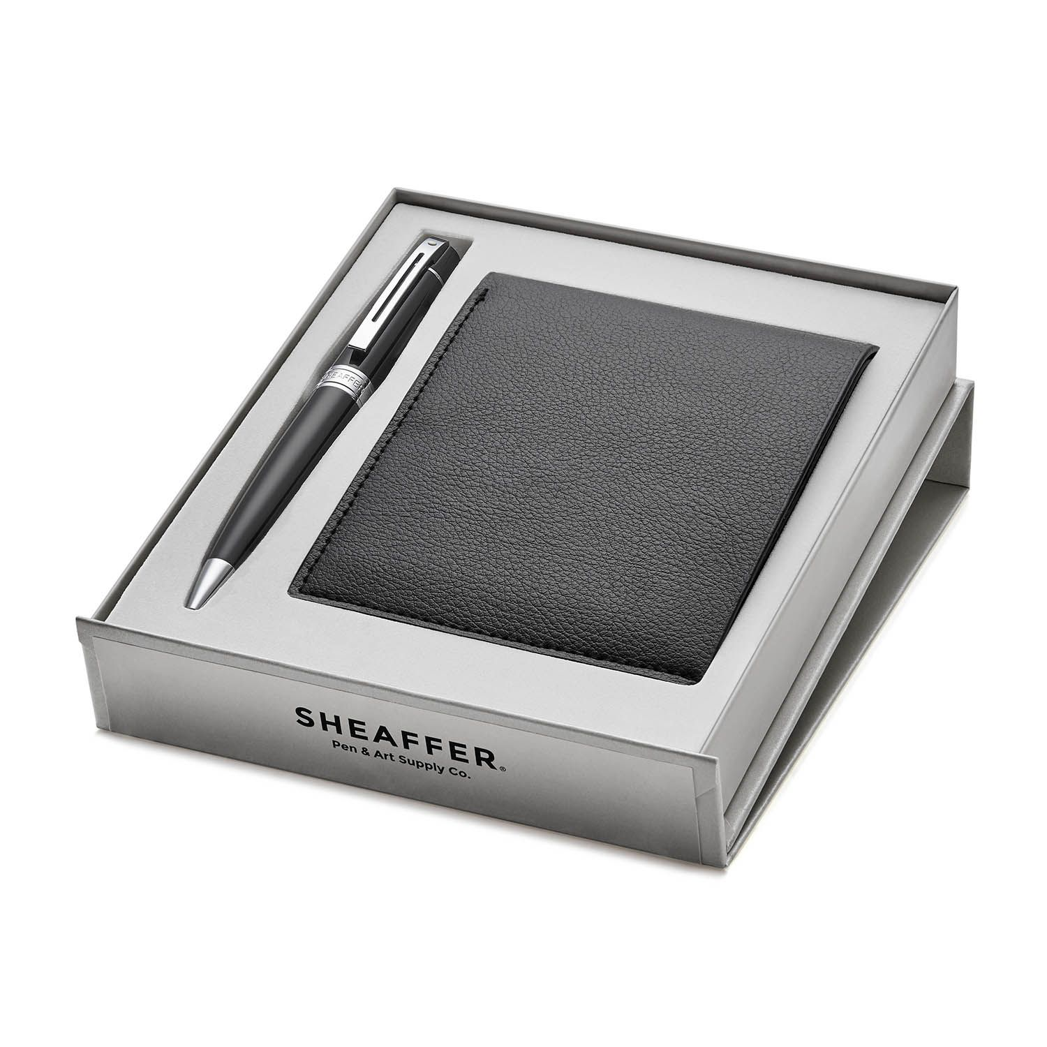 Sheaffer 9312 Ball Point Pen With Slim Wallet Rs. 1800