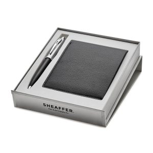 Sheaffer 9313 Ball Point Pen With Slim Wallet Rs. 1500