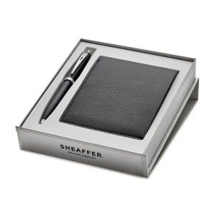 Sheaffer 9317 Ball Point Pen With Slim Wallet