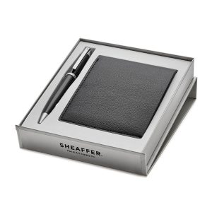 Sheaffer 9332 Ball Point Pen With Slim Wallet