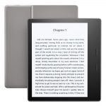 All New Kindle Oasis - 7inch High Resolution Display, Waterproof, 8 GB, WiFi