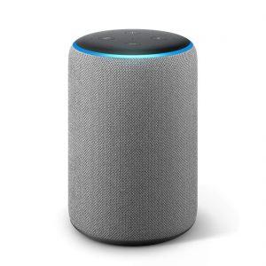 Echo Plus (2nd gen) – Premium sound with a built-in smart home hub-Grey
