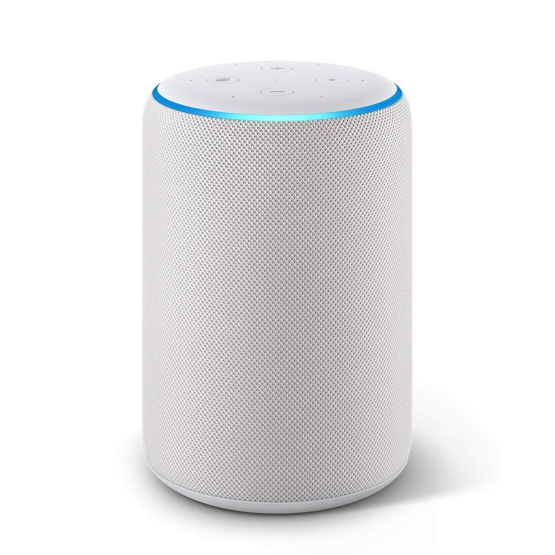 All-new Echo Plus (2nd gen) – Premium sound with a built-in smart home hub-White