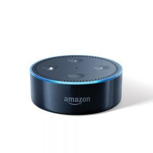 Amazon Echo Dot (2nd Gen) - Smart speaker with Alexa (Black)
