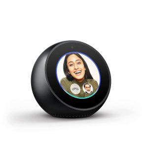 Amazon Echo Spot - Stylish echo with a screen (Black)