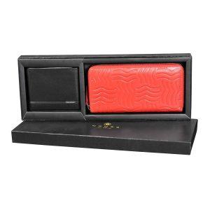 Cross Classic Century Slim Wallet + Charol Nappa Zip Around Wallet Price Rs. 6299