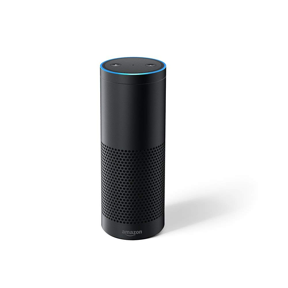 Echo Plus (1st gen) – with a built-in smart home hub-Black