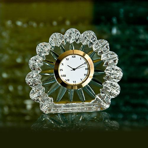 Glass Desk Clock B