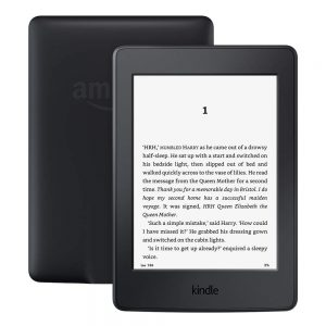 Kindle Paperwhite, 6inch High Resolution Display (300 ppi) with Built-in Light, Wi-Fi