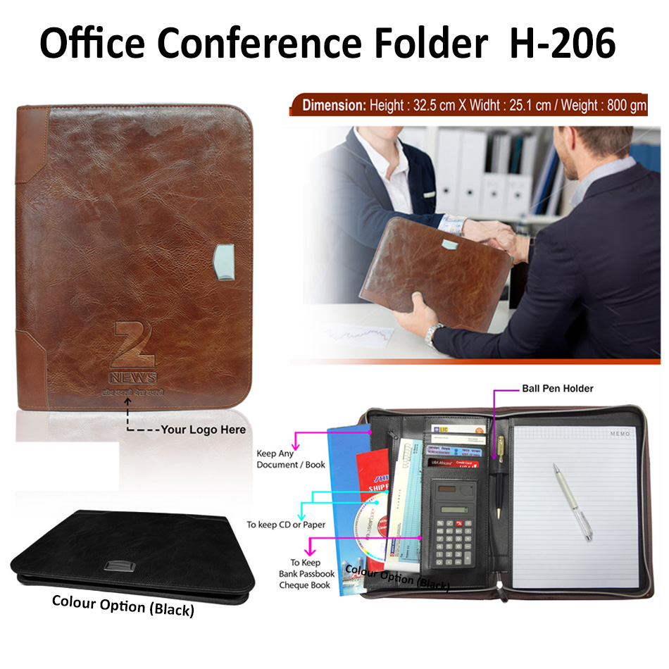 Office Conference Folder 206