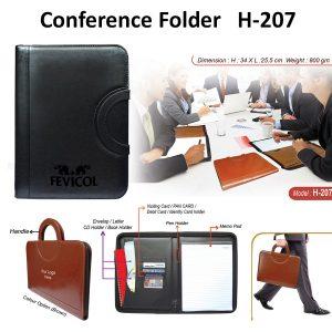 Office Conference Folder 207