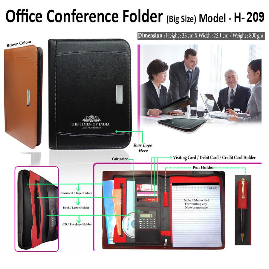 Conference Folder 209