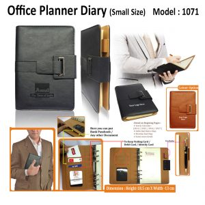 Office Planner Diary Organizer - H-1071