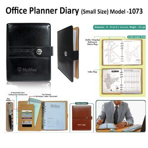 Office Planner Diary Organizer - H-1073