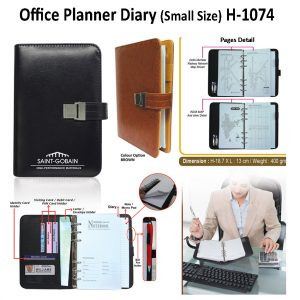 Office Planner Diary Organizer - H-1074