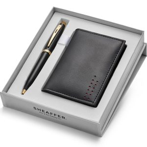 Sheaffer 100 9322 Ballpoint Pen With Multipurpose Card Holder Rs. 2000
