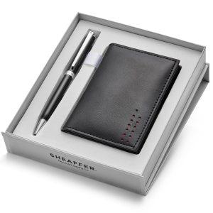 Sheaffer Intensity 9235 Ballpoint Pen With Multipurpose Card Holder