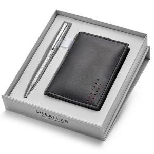 Sheaffer Intensity 9237 Ballpoint Pen With Multipurpose Card Holder