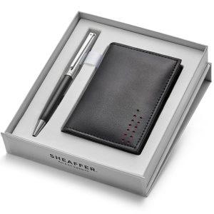 Sheaffer Intensity 9239 Ballpoint Pen With Multipurpose Card Holder