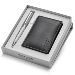 Sheaffer Intensity 9240 Ballpoint Pen With Multipurpose Card Holder Rs. 1950