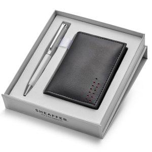 Sheaffer Intensity 9240 Ballpoint Pen With Multipurpose Card Holder