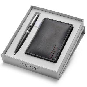 Sheaffer Sagaris 9471 Ballpoint Pen With Multipurpose Card Holder