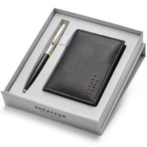 Sheaffer Sagaris 9475 Ballpoint Pen With Multipurpose Card Holder