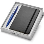 Sheaffer VFM 9401 Ballpoint Pen With A6 Note Book