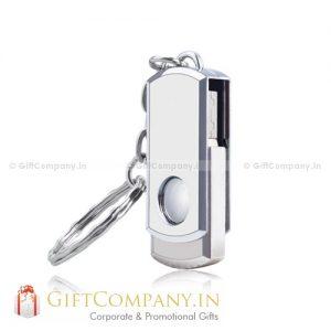Metal Swivel USB Pendrive