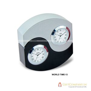 World Time Clocks » Corporate Promotional Gifts Giveaways
