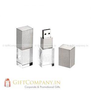 Crystal Glass USB Pendrive