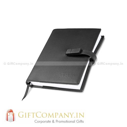 Diary Folder USB Pendrive