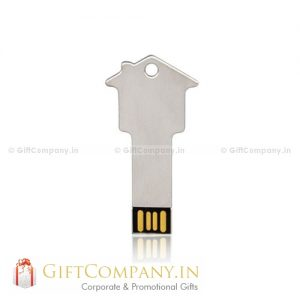 House Key Shape USB Pendrive