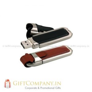 Classic Leather USB Pendrive