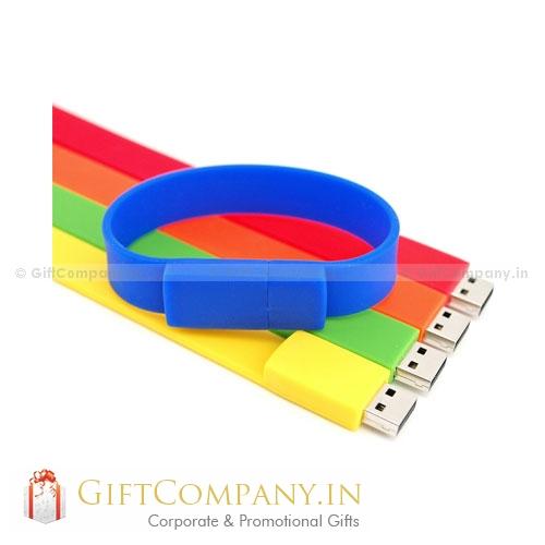 Wrist Band USB Pendrive
