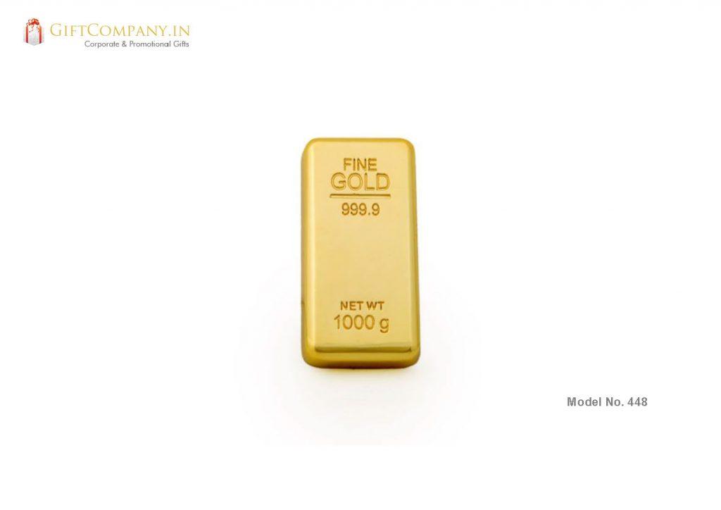 Gold Bar Paper Weight