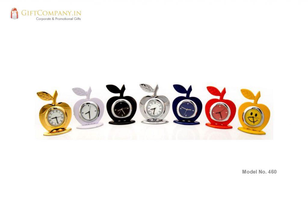 Apple Desktop Clock - Model 460