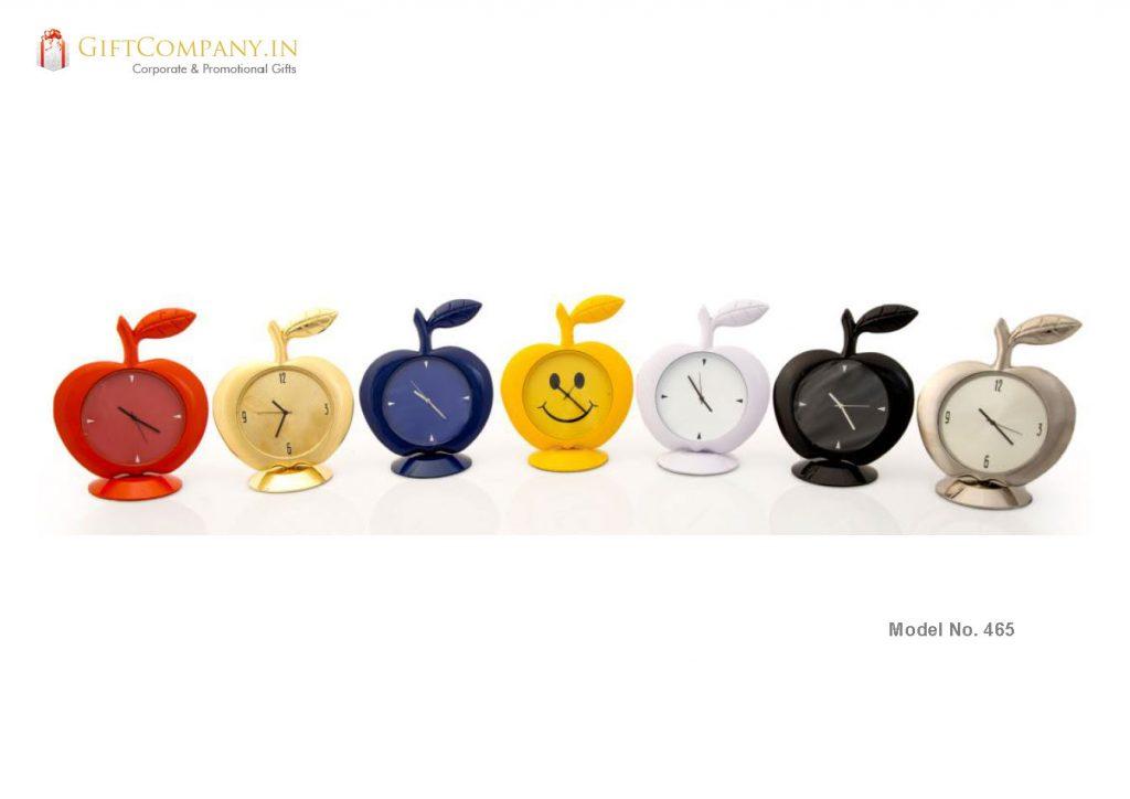 Apple Desktop Clock - Model 465