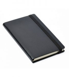 A6 - Personal Notebook - Black