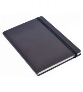 B5 - Personal Notebook - Dark Brown