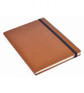B5 - Personal Notebook - Tan