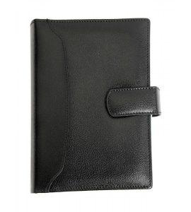 Premium Organizer Diary A5 YG1D66 Black