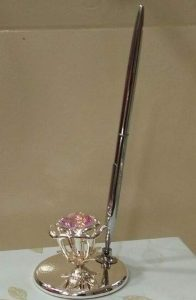 GI1085 - Rose Flower Pen Stand